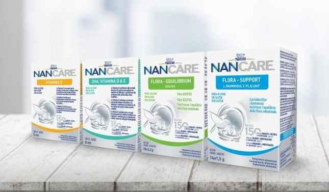 Nestlé se estrena en la categoría de complementos nutricionales pediátricos