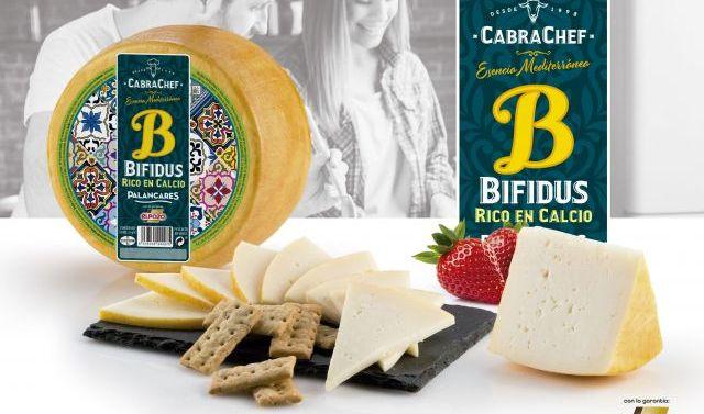 Palancares Alimentación presenta su nueva gama de quesos gourmet 'Cabrachef'