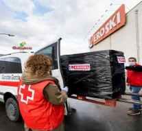 Eroski donará ropa para más de 500 personas sin hogar realojadas en los polideportivos de Bilbao