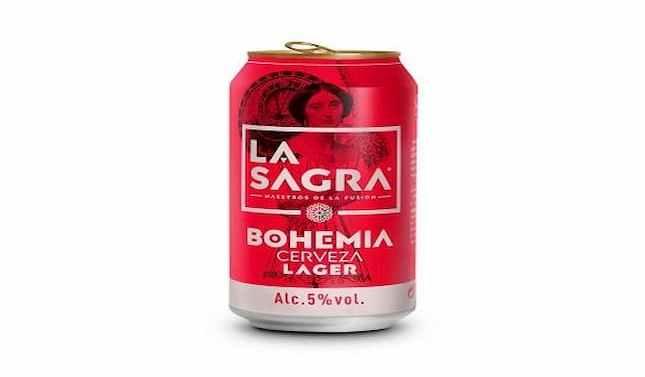 La Sagra presenta su primera cerveza en lata