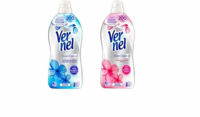 Vernel lanza el primer suavizante con Tecnología Neutralizadora de Olores