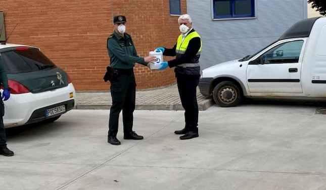Pernod Ricard España dona 9.000 litros de gel hidroalcohólico para luchar contra el Covid-19
