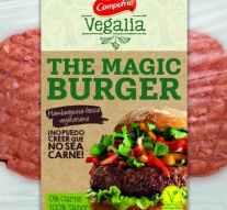 Campofrío Vegalia presenta su nueva hamburguesa vegana