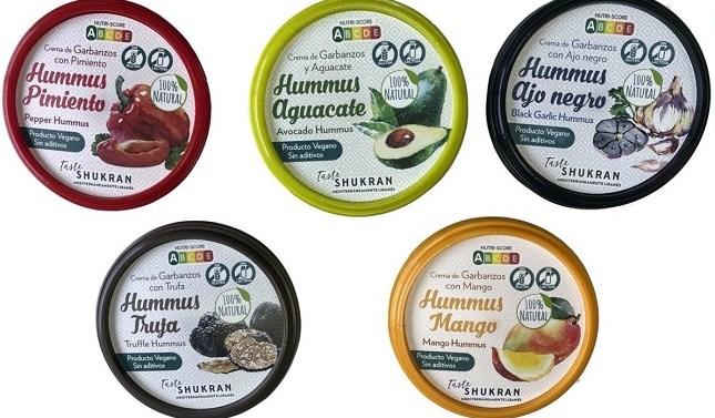 Carrefour y Taste Shukran presentan el primer hummus con edamame