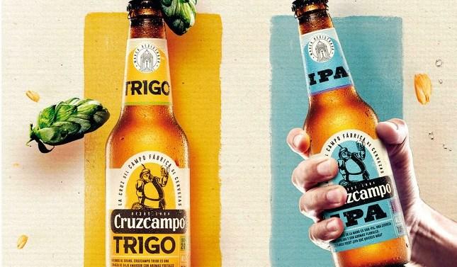 Cruzcampo recibe 12 estrellas en los prestigiosos Superior Taste Award