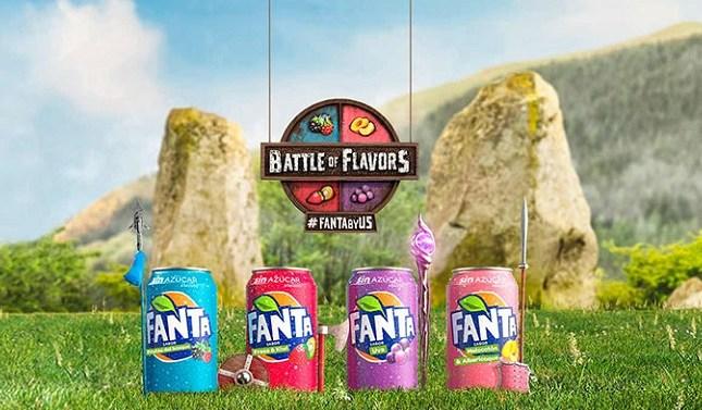 Fanta lanza cuatro nuevos sabores de cara al verano