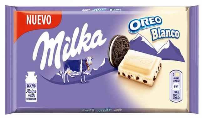 Milka presenta el nuevo sabor Milka Oreo Blanco