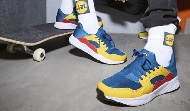 Las sneakers de Lidl revolucionan el mercado de zapatillas