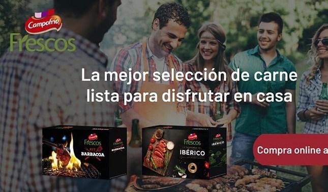 Campofrío Frescos refuerza su tienda online con nuevas experiencias