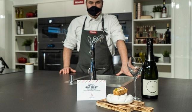 El premio nacional Tapa Alimentos de España se va para Menorca