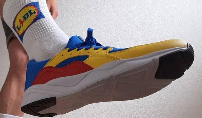 Las zapatillas deportivas de Lidl se agotan en sólo unas horas