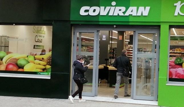 Covirán lidera el ránking de aperturas de supermercados en 2020