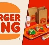 Burger King presenta su mayor cambio de imagen en 20 años