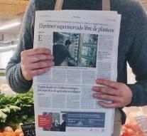 Linverd, el primer supermercado sin plásticos de Barcelona, abre sus puertas