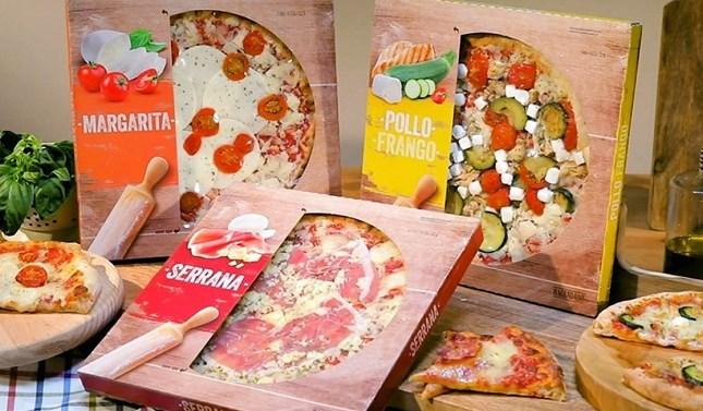 Mercadona ofrece tres nuevas pizzas frescas de Casa Tarradellas