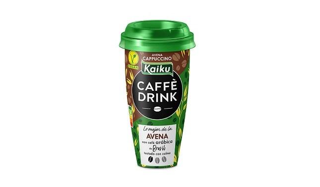 Kaiku Caffè Latte lanza Avena Cappuccino, su primer café 100% vegano