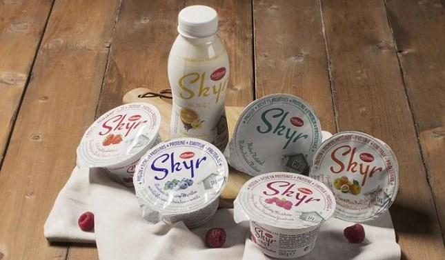 El Skyr, el yogur falso de Lidl, «alimento más innovador del año»