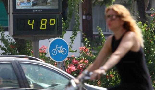 España sufrirá 12.000 muertes al año por calor debido al cambio climático