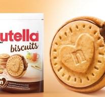 Tras el éxito en otros mercados, Nutella Biscuits llega a España