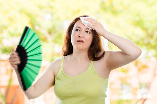 Síntomas de las enfermedades relacionadas con el calor