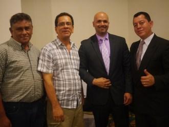 Lideres 4life en Nicaragua con Diamante Internacional Platino Juan Rosado