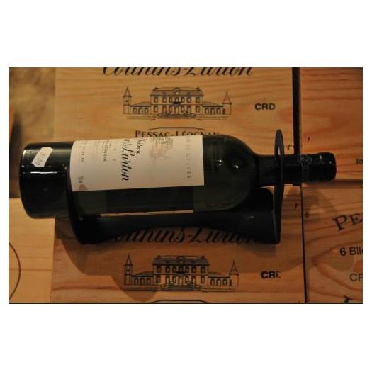 champenois presentoir porte bouteilles modele entre deux caisses 1 bouteille