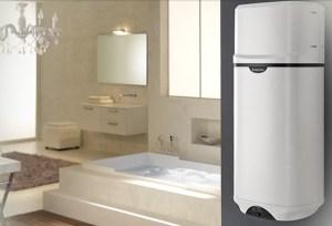 Pemanas air heat pump ariston tipe NUOS PRIMO 80-100 - distributor ariston