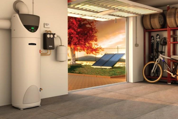 Pemanas Air Heat Pump - Distributor Ariston
