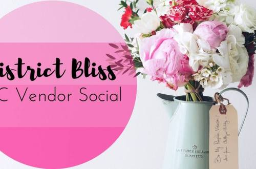 District Bliss DC Vendor Social | Laid-back Networking Happy Hours to Foster Quality Connections and a Supportive Community