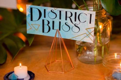 Phillipvn, Wedding Photographer, Captures District Bliss Vendor Social in NYC
