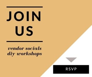 District Bliss Vendor Socials and DIY Events in DC, MD, VA, NYC, LA