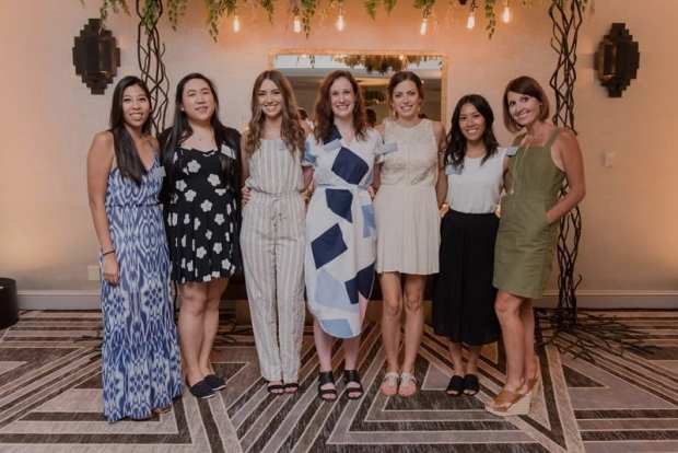 District Bliss Fostering quality connections and a welcoming community We focus on celebrating you! From providing inspiration, cultivating a strong support system to bringing people together to a fun evening out – we're all about enjoying the networking process!