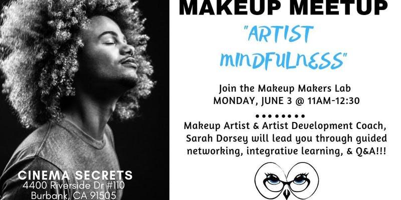 Makeup Makers Lab Meetup   LA Workshop for Make up Artists