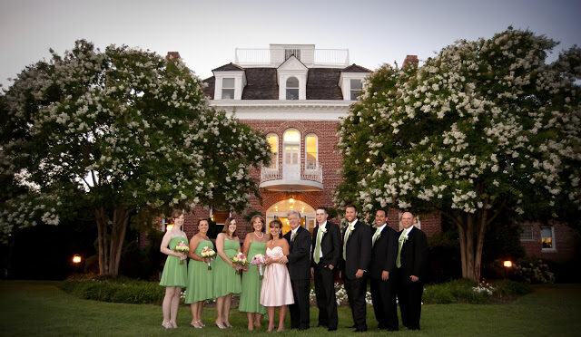 Kentlands Mansion, historic wedding venue in the heart of Gaithersburg, MD, photographed by Brooke Bready Photography