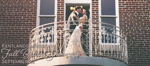 Kentlands Mansion Wedding Show in Gaithersburg, MD