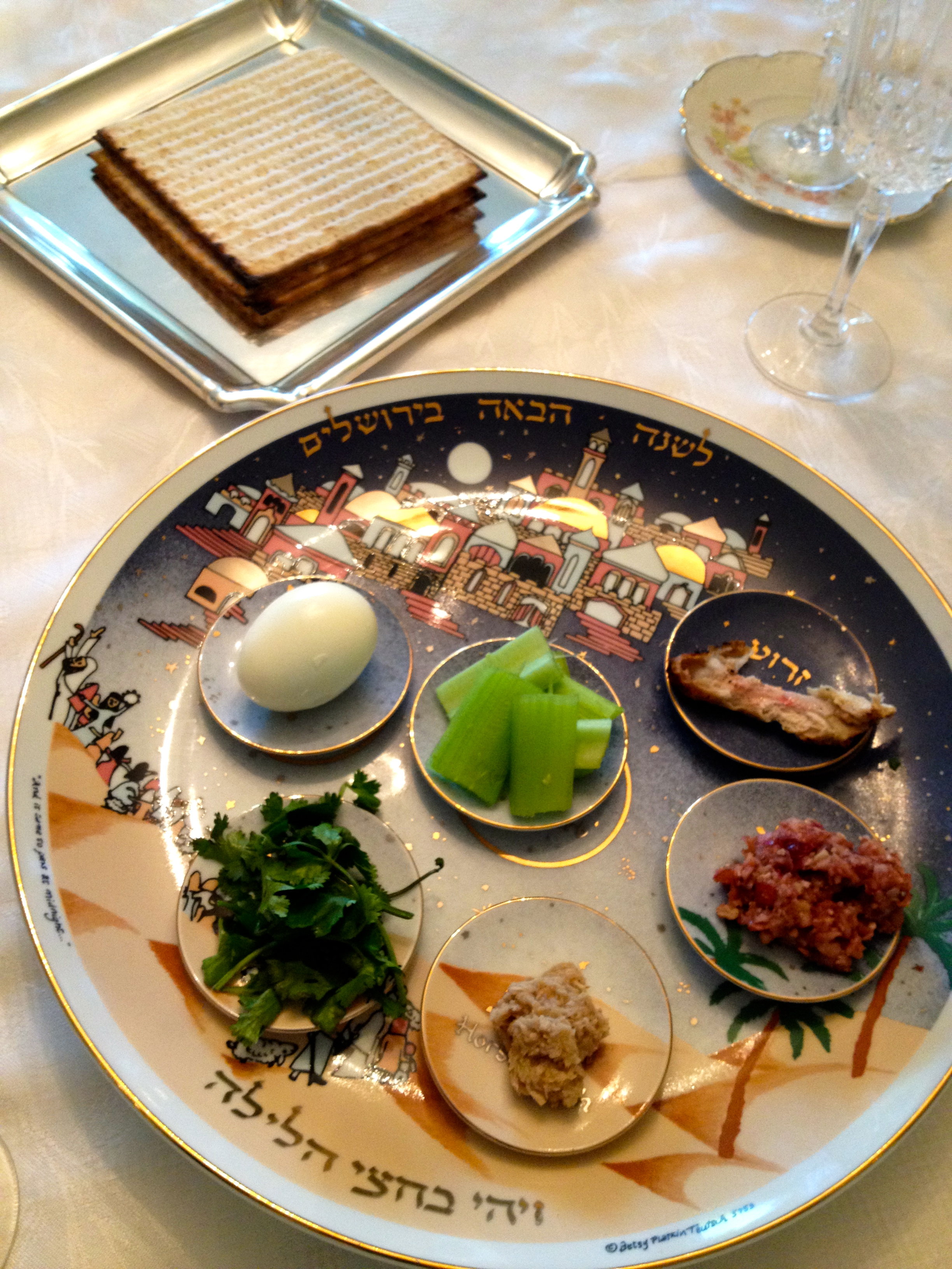 Now That S A Good Lookin Seder Plate
