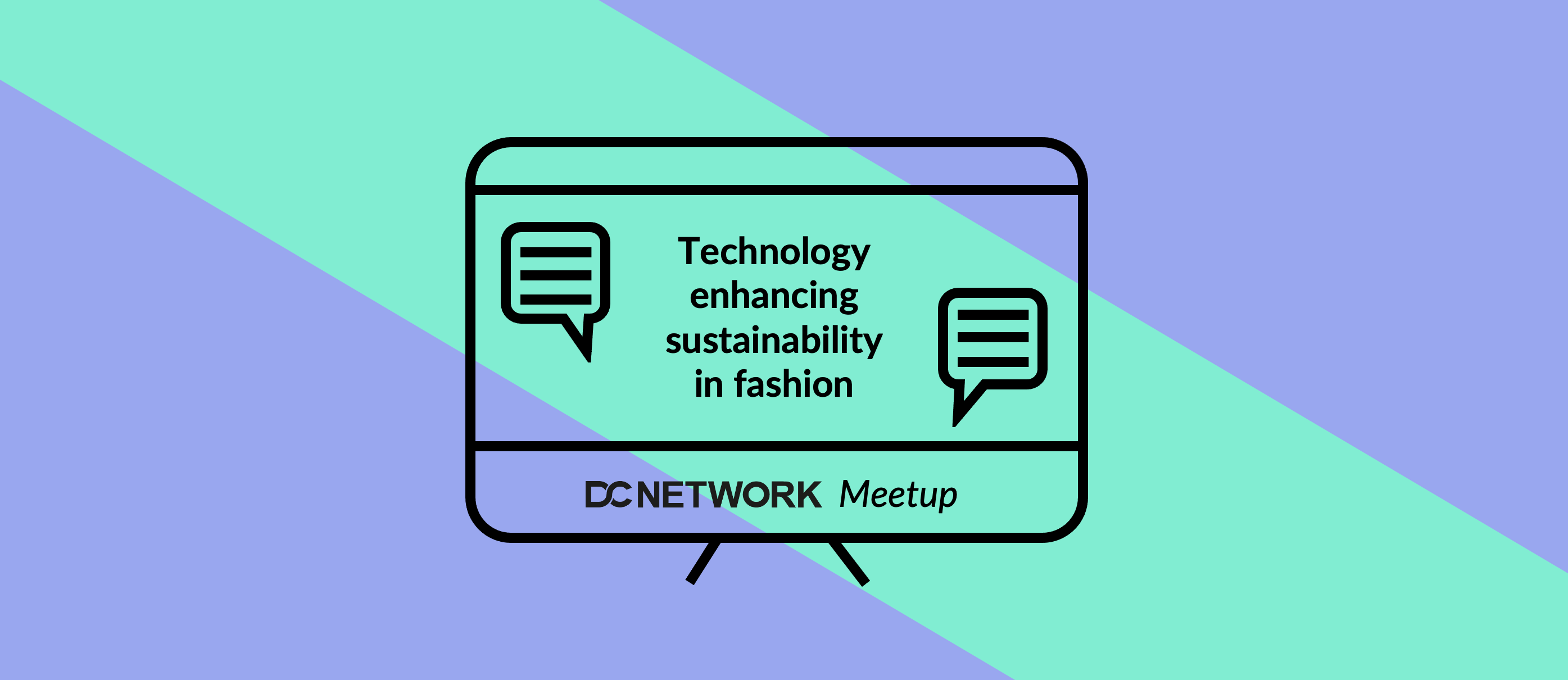 Technology enhancing sustainability in fashion