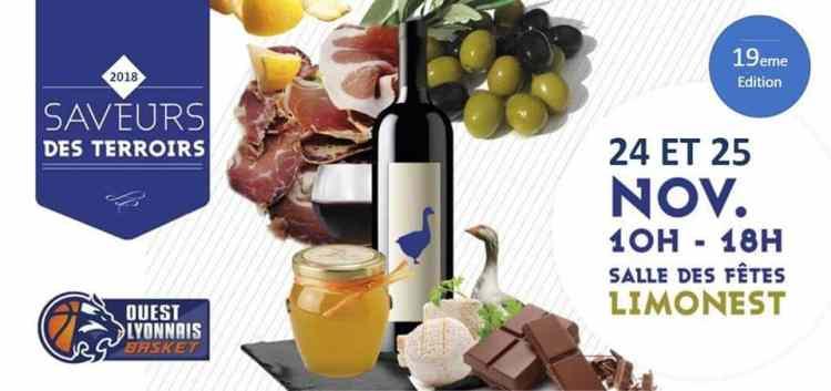 saveurs des terroirs limonest 24 25 novembre 2018, stand distrilux