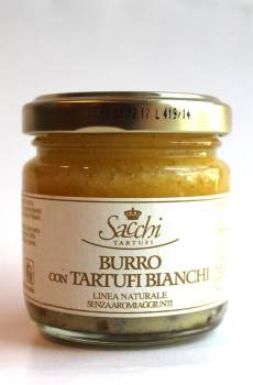 beurre truffes blanche