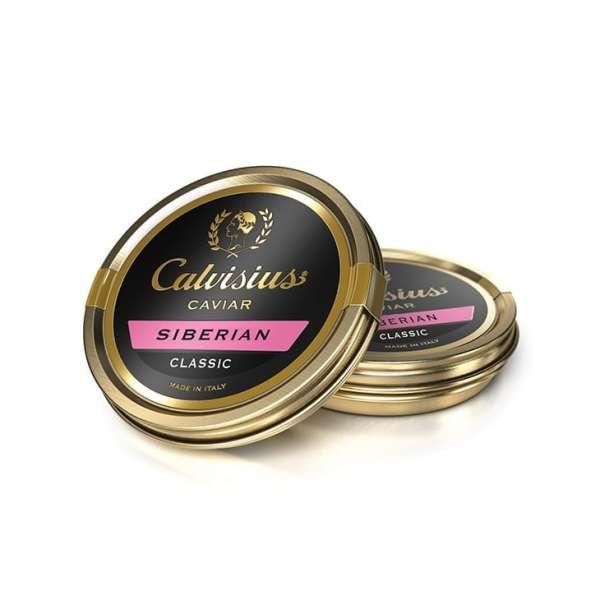 caviar siberian classic calvisius, caviar calvisius lyon, commander caviar lyon, acheter caviar, livraison caviar lyon