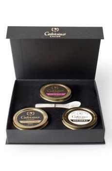 Coffret cadeau Caviars