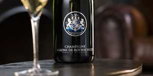 Afterwork initiation dégustation Caviar avec le Champagne Baron de Rothschild @ Estate Gallery, Sofitel de Lyon Bellecour