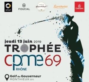 Trophée Golf CPME 69 @ Golf du Gouverneur