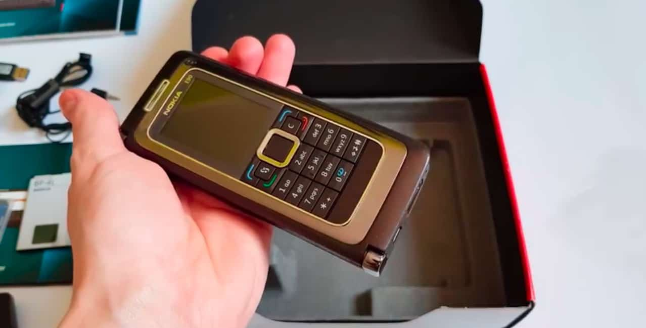 Nokia E90 Experience Revealed