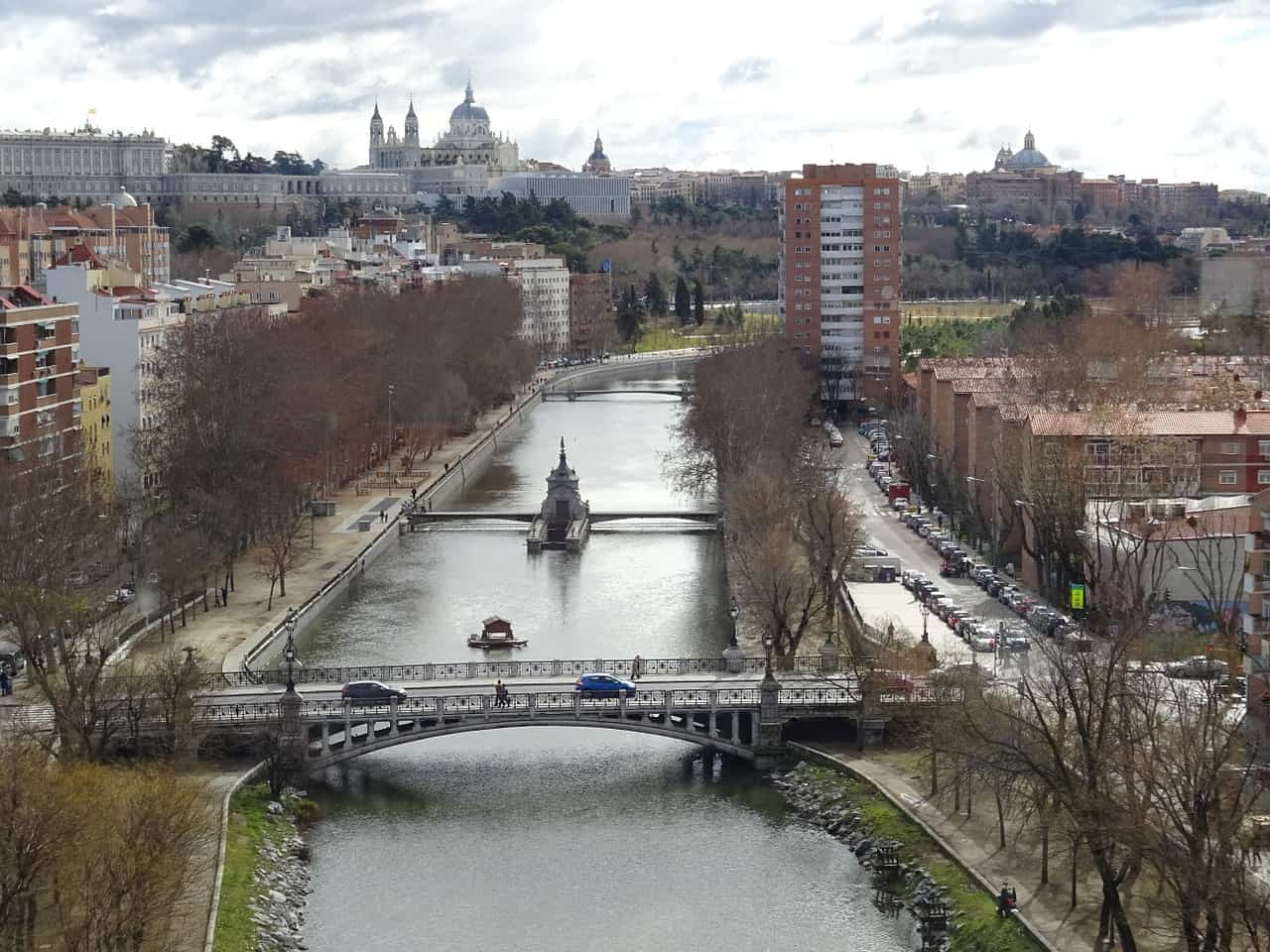 river in madrid