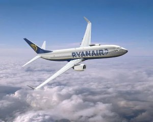Ryanair new airplanes