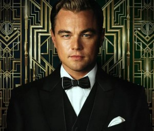 Caprio as Gatsby