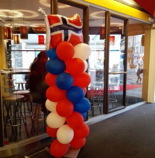 constitution day in Norway, the 17.May