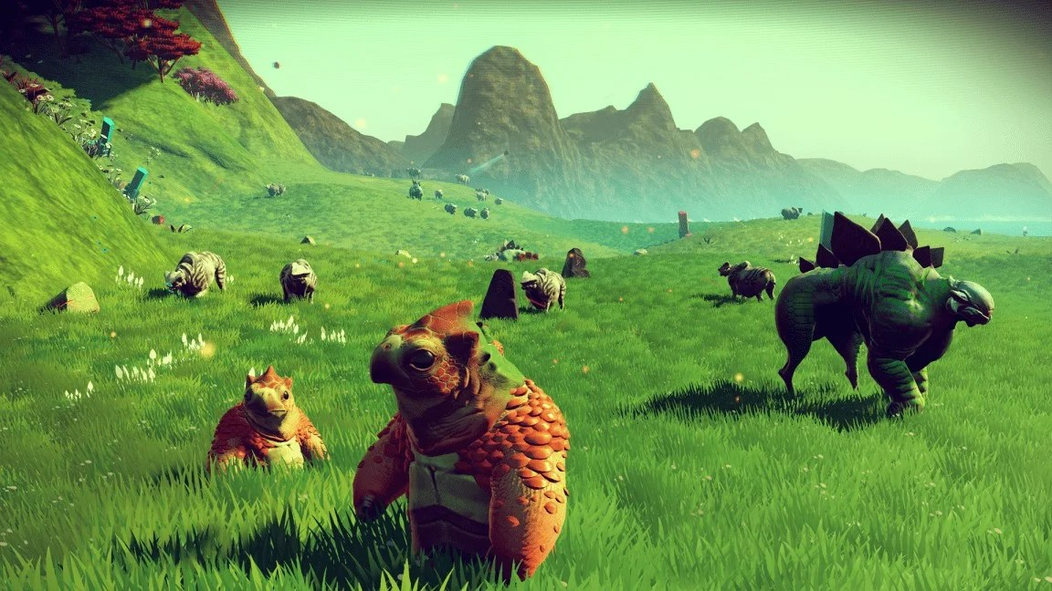 No Man's Sky Creatures
