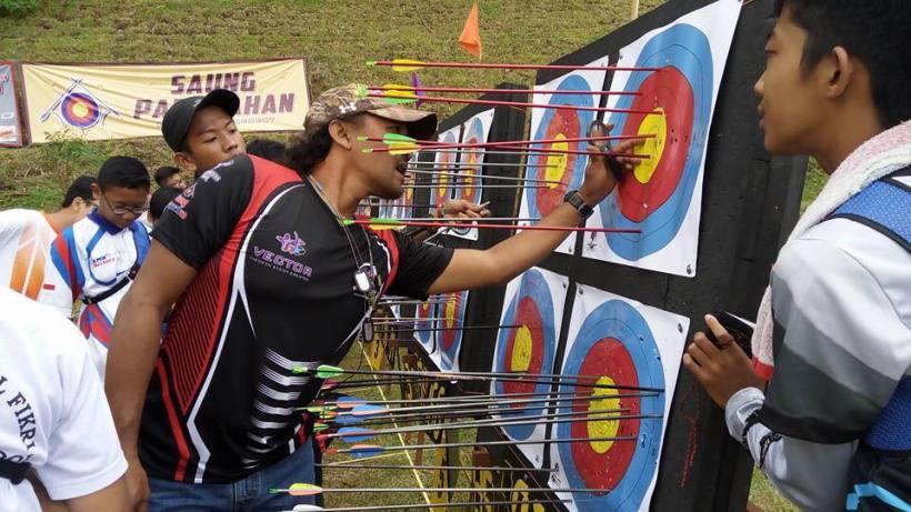 archery in indonesia